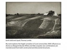 Earth Solid and Liquid, Thomas Lemke