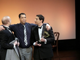 Luke Selker, Samuel James Dewese and Ian Murrell.