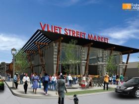 Vliet Street Market Rendering