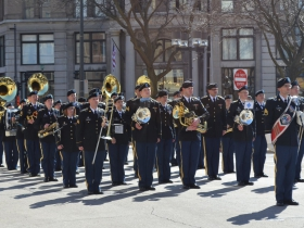 484th Army Reserve Band