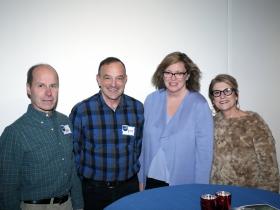 John Kannenberg, Dave Jacobs, Susan Longhenry and Liz Lund.
