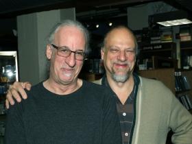 Steve Cohen and Paul Cebar