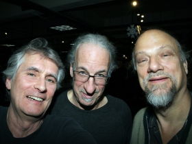 Erol Reyal, Steve Cohen and Paul Cebar