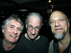 Erol Reyal, Steve Cohen and Paul Cebar
