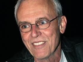 Bob Reitman, DJ, poet and educator, the dean of freeform Milwaukee FM radio, at the Reitman Gala Farewell Party at the Riverside Theatre (2006), pg.75