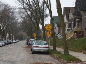 Aldrich Street