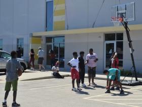 Basketball at Century City 1