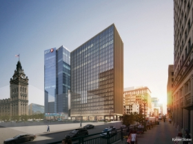 BMO Tower Rendering