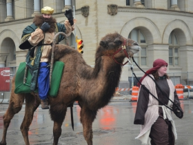 Camel and Magi