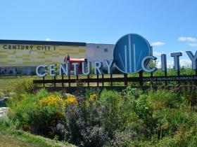 Century City 1's sign