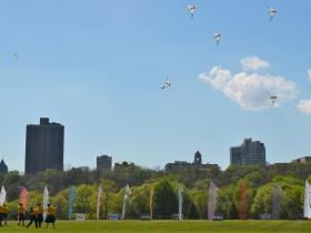 Chicago Fire Kite Team