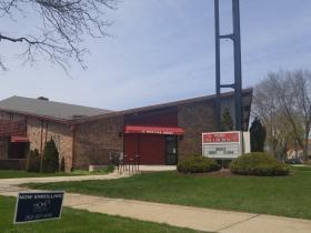 Church on Atkinson Avenue