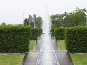 Cudahy Gardens, Milwaukee Museum of Art, Milwaukee, WI, 2013