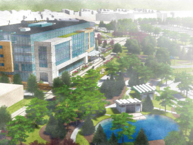 Direct Supply HQ Building Rendering