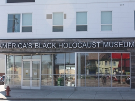America'S Black Holocaust Museum, 401 W. North Ave. (Dr. James-Cameron Honorary)