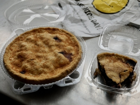 Mr. Dye's Pies recently added the Blueberry Hill to its offerings.