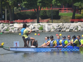 Milwaukee Dragon Boat Festival