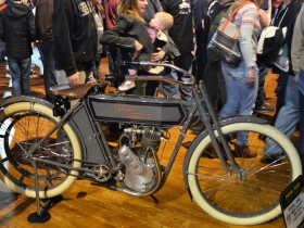 1911 Harley-Davidson Belt Drive Single Model 7A