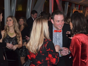Red Tie in the Sky Gala
