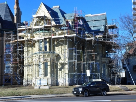 Restoration of Judge Jason Downer House