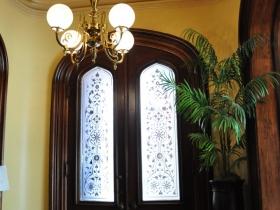 Inside the Judge Jason Downer House