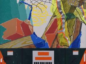 Dumpster by Ian Sonsyadek