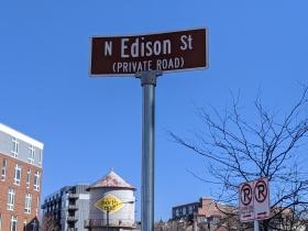 Edison Street