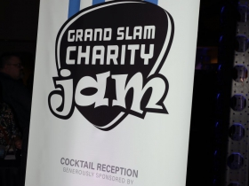 The Grand Slam Charity Jam.