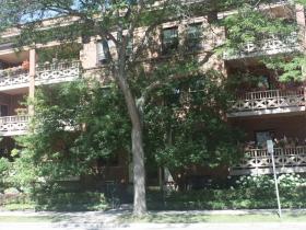 Hackett Avenue apartment