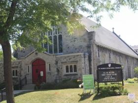 Hackett Avenue church