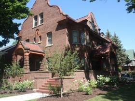 Hackett Avenue homes