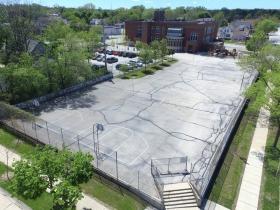 Hawley Environmental School Before