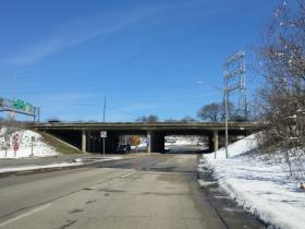 Hawley Road and I-94