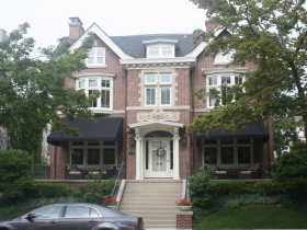 Home on Wahl Avenue