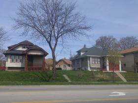 Homes on Atkinson Avenue