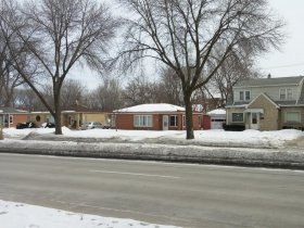 Homes on Chase Avenue