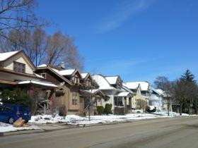 Homes on Hawley Road