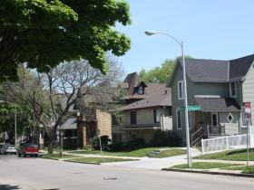 Humboldt Avenue and Kewaunee Street