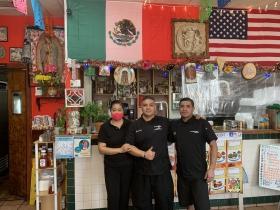 Griselda Garcia, Evaristo Acosta, David Acosta