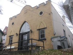 Seriously, Another Church That's Now a Home?