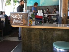 Comet Cafe