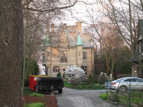 The Mansion Where Nuns Lived