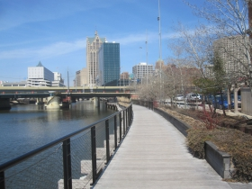 Historic Third Ward Riverwalk