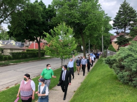 March to Sherman Park