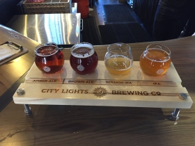 City Lights Brewing Co
