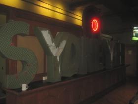 Sydney Hih sign