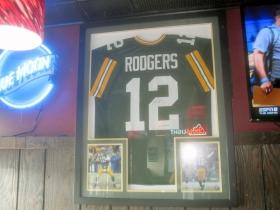 Aaron Rodgers jersey