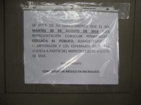 Consulado De Mexico En Milwaukee