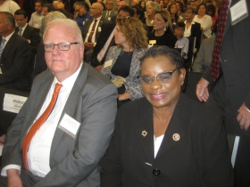 Jim Sensenbrenner and Gwen Moore.