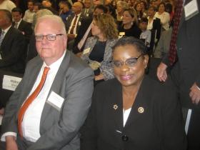 Jim Sensenbrenner and Gwen Moore.